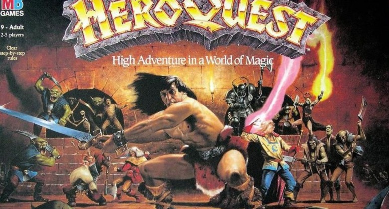 The Best Alternative to Video Games: 'HeroQuest' and Tabletop RPG