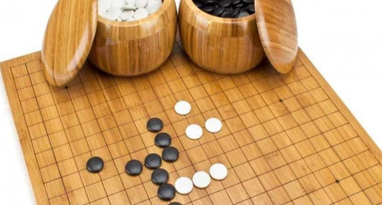 Never played 'GO'? It's been played for over 2500 years!