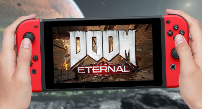 Will 'Doom: Eternal' play best on the Nintendo Switch?