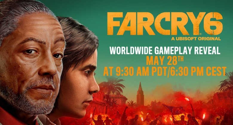 Strap in for the 'Far Cry 6' Gameplay Livestream!