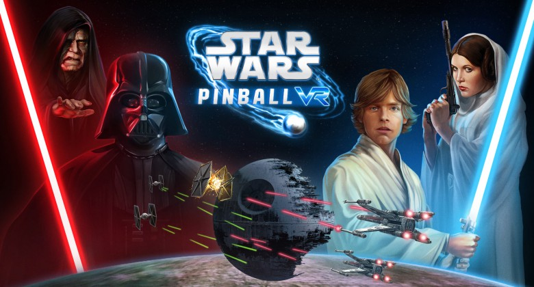 Star Wars Pinball (VR): 'Play it again... for the first time!'