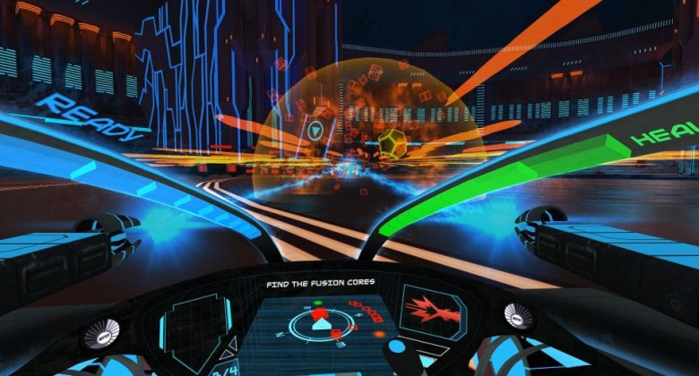 3 Best 'TRON'-style Games in [mobile] VR so far