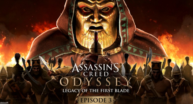 Don't Miss: Assassin's Creed Odyssey and DLC: Legacy of the First Blade
