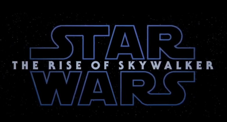 New Star Wars trailer for Episode 9: The Rise of Skywalker
