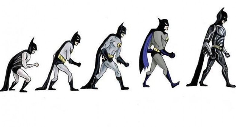 How have Batman games evolved?