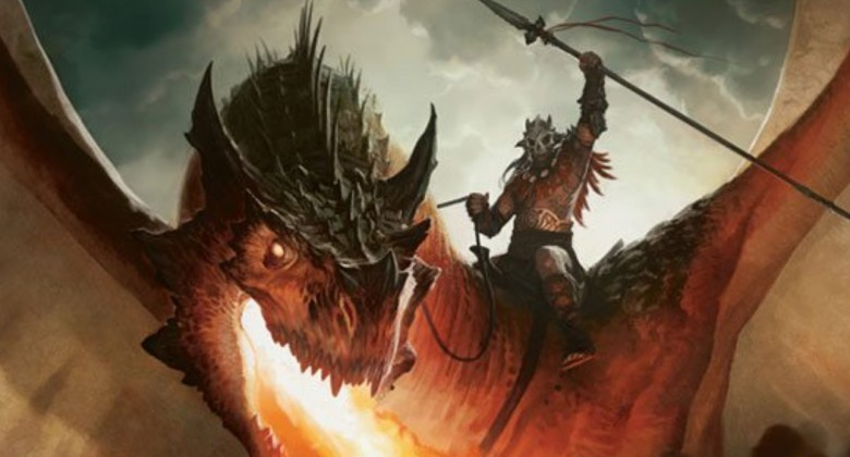 The Best Video Games featuring Dragons (includes VR)