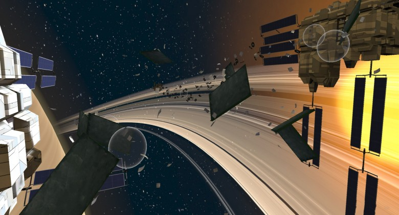 6 Essential VR Space Games for Samsung GEAR
