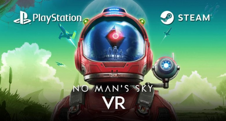 Ultimate space simulator? No Man's Sky ('Beyond' update in VR) release date announced!